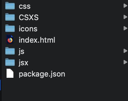 packge.json